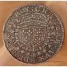 Louis XIII Jeton Chambre au deniers 1614