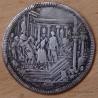 Italie -Etats Papal. Piastre Clément XI AN VI (1706)