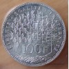 100 Francs Panthéon 1990