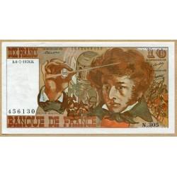 10 Francs Berlioz 6-7-1978 N.305