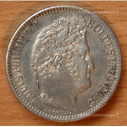 2 francs Louis Philippe I 1841 A Paris