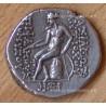 Syrie drachme Antiochus VI Dionysos -145-144 AC Apamée