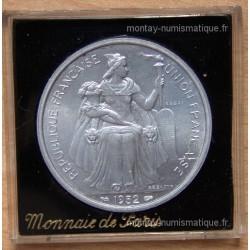 Nouvelle-Calédonie 5 Francs 1952 essai